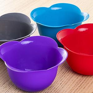 Amazon.com: 4 Copas de silicona para cocinar huevo. Set para ...