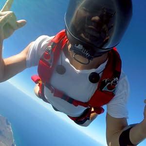 skydive speakers