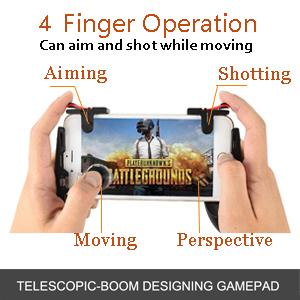 4 finger operation