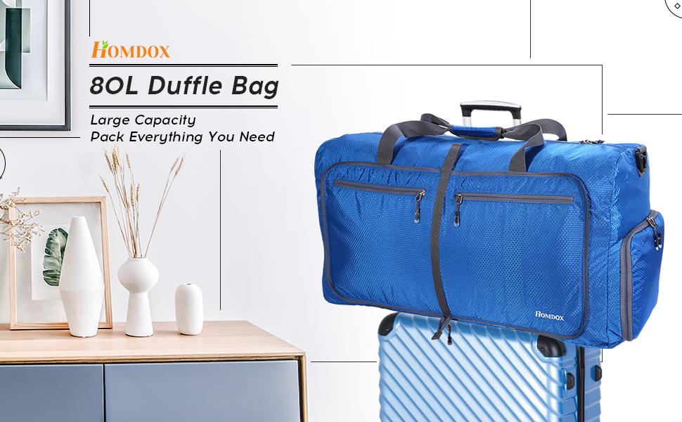 Homdox Duffle Bag
