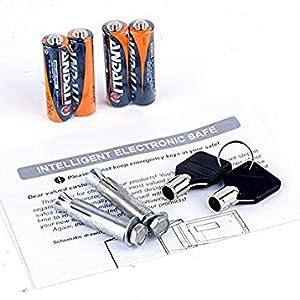 kids money safe with keys