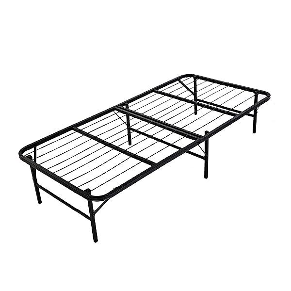 homdox mattress foundation platform bed frame box spring replacement quiet noise. Black Bedroom Furniture Sets. Home Design Ideas