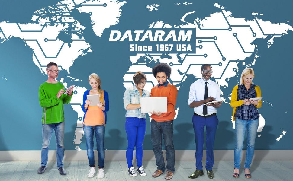 DAtaram brand image
