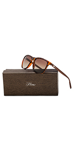 Amazon.com: Modern Geometric Polarized Metal Slim Arms ...