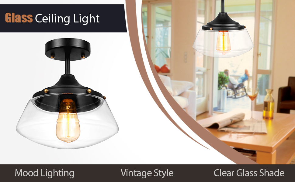 pendant lighting vintage. oak leaf vintage industrial edison pendant lighting glass shade
