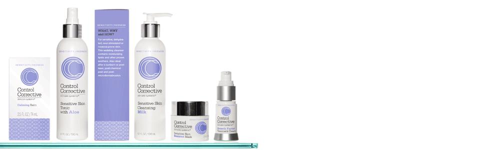 Control Sensitive Skin Collection