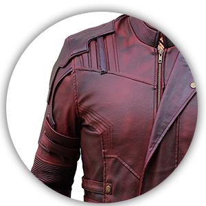 Amazon Com Real Lambskin Mens Leather Jacket Distressed Maroon