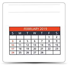 large calendar 2019
