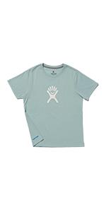 hydro flask women's logo t-shirt