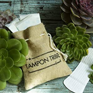 Tampon Tribe Panty Liners Panti Liners for Women Organic Natural Organic Panty Liners for Women GOTS