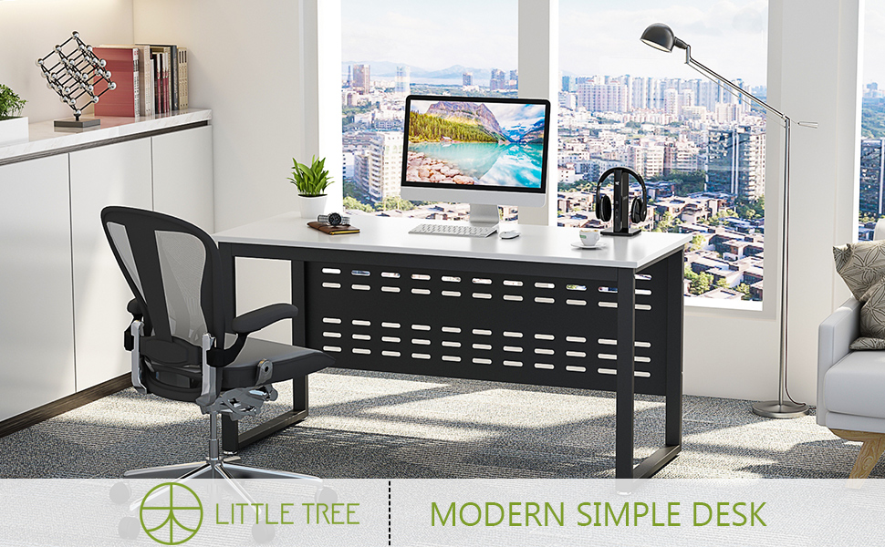 "55"" computer desk"