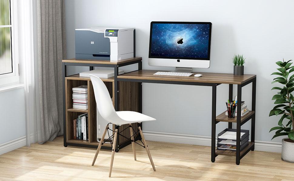 Tribesign computer desk
