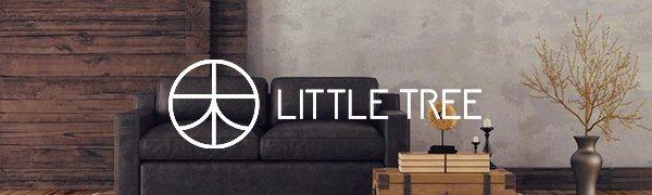 little tree l shaped desk