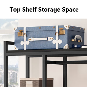 Top Shelf Storage Space