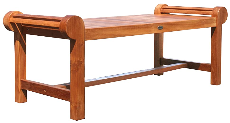 Miraculous Teak Wood Lutyens Indoor Outdoor Backless Bench Made From Solid A Grade Teak Gamerscity Chair Design For Home Gamerscityorg