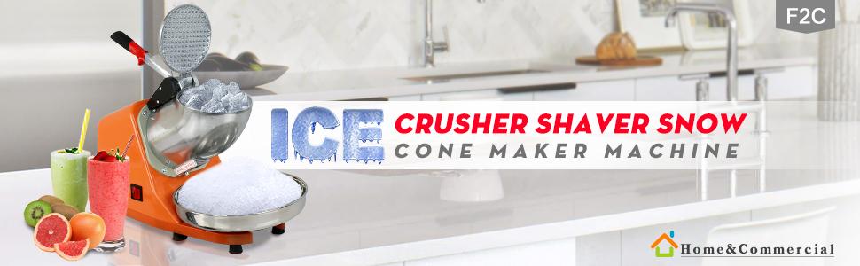 ice shaver machine