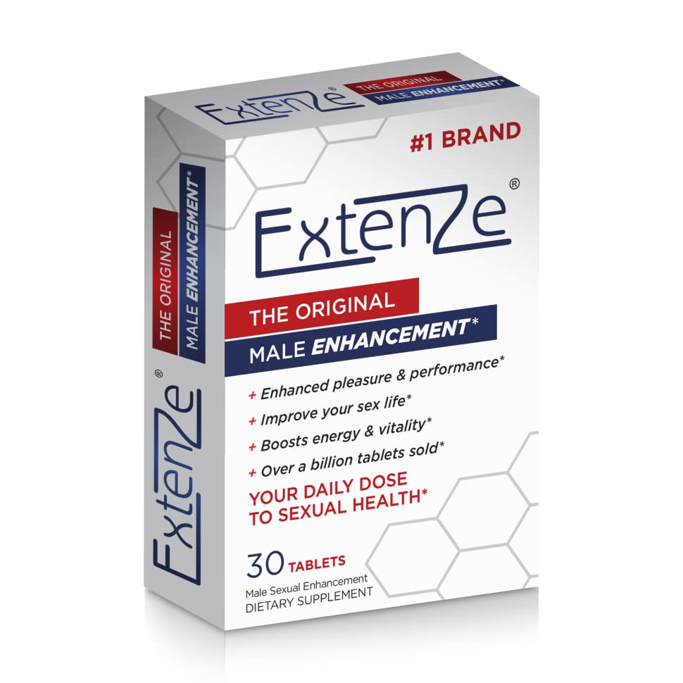 best Extenze  Male Enhancement Pills
