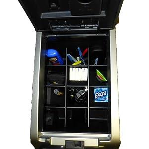 SLX105 Ford F150 center console organizer