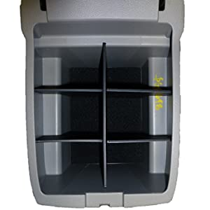 SLX116 Toyota Highlander center console organizer