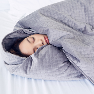 weighted blanket, blanquil