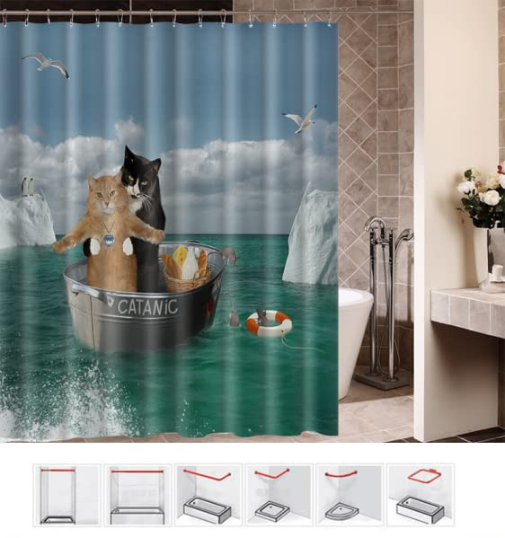 Why Purchase Our Shower Curtain