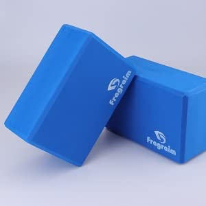 yoga foam bricks 2 pack