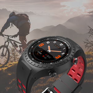 Multisport Mode Smart Watch