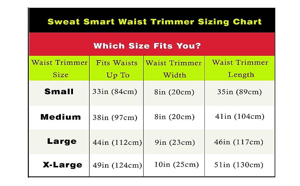 Amazon.com: SWEAT SMART Fitness Neoprene Waist Trimmer Reformer Shapewear  Belly Fat Burner Slim Body Wrap Weight Loss Fast - Pink(Small): Clothing