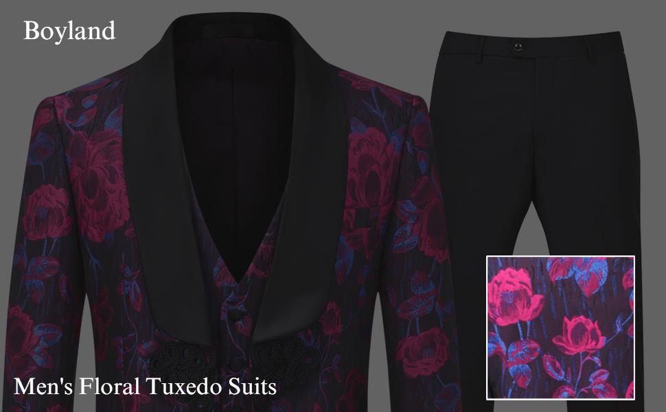 boyland mens tuxedo suits
