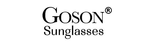 goson sunglasses logo