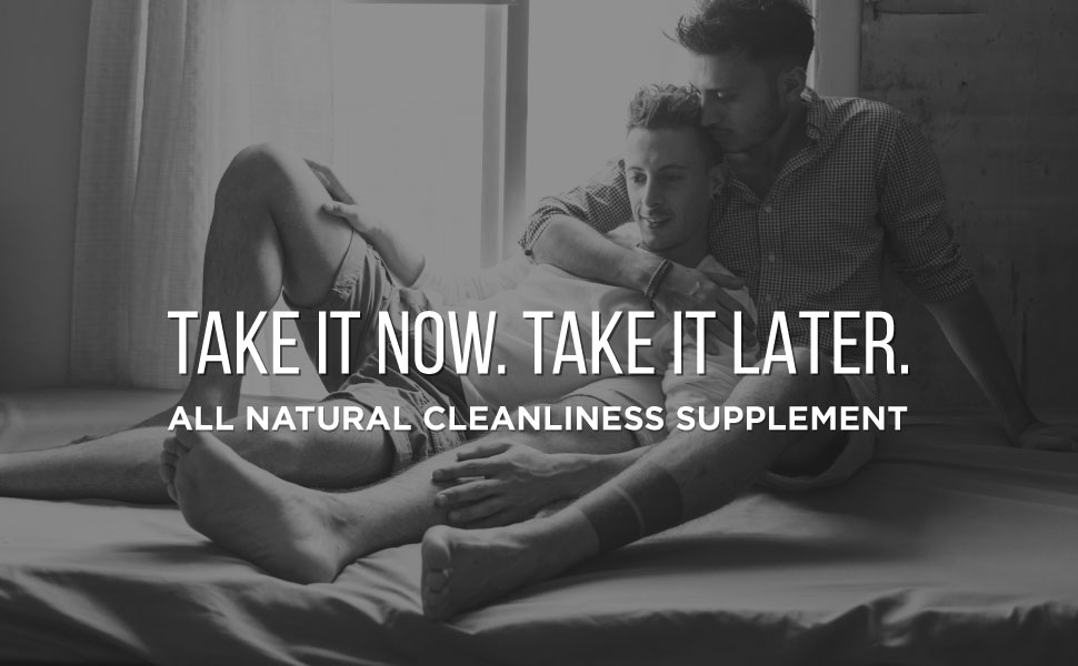 Men's Natural Cleanliness Fiber Supplement