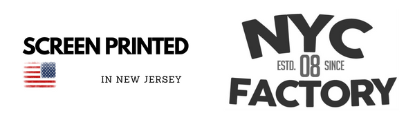 nyc factory screen printed in new jersey