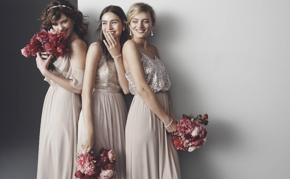 David's Bridesmaid Dresses