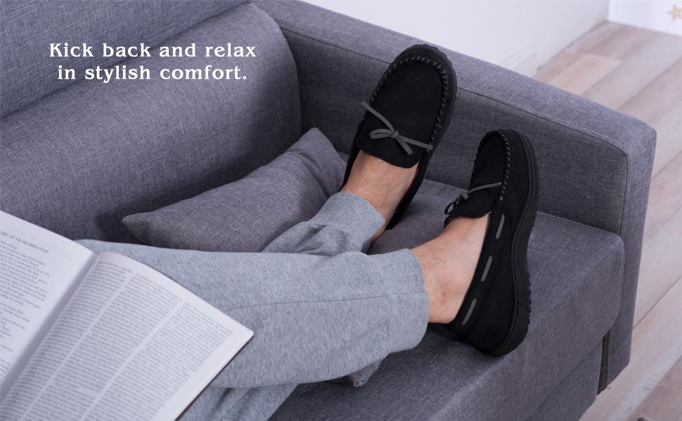 home comfortable slippers men indoor