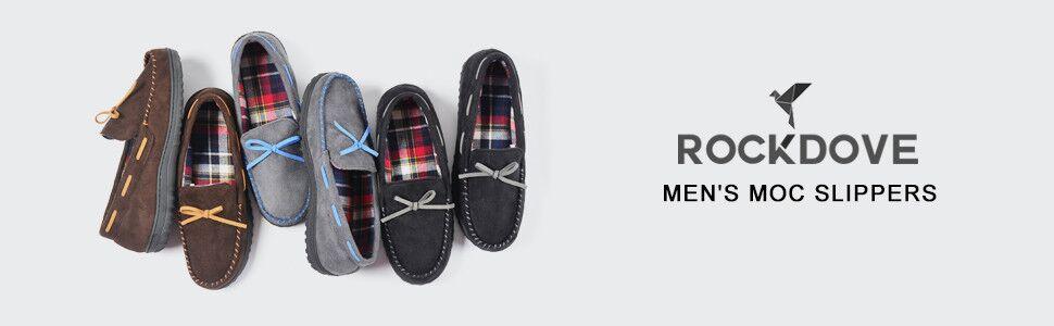 RockDove Mocassin slippers