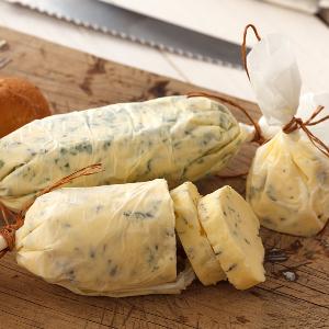 garlic herb butter herbs recipe indoor herb garden starter kit