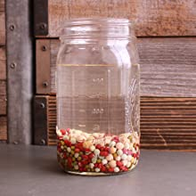 how to soak sprouting seeds in water diy at home instructions directions handy panty