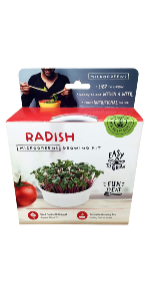 complete microgreens growing kits for beginners kit