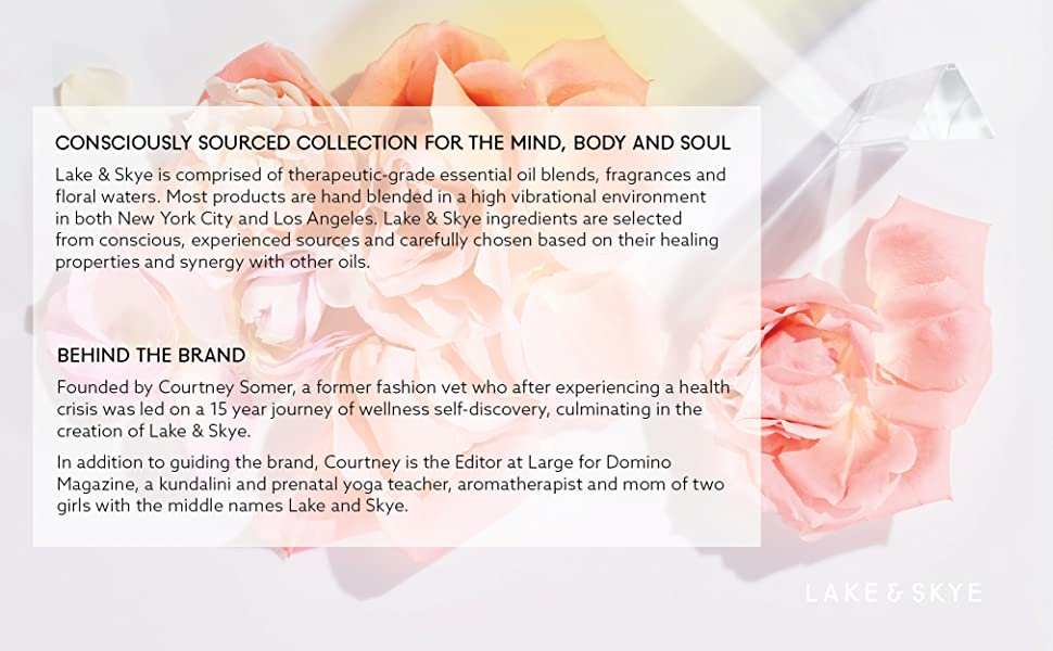 Lake amp; Skye beauty fragrance perfume oil essential 11 11 founder indie