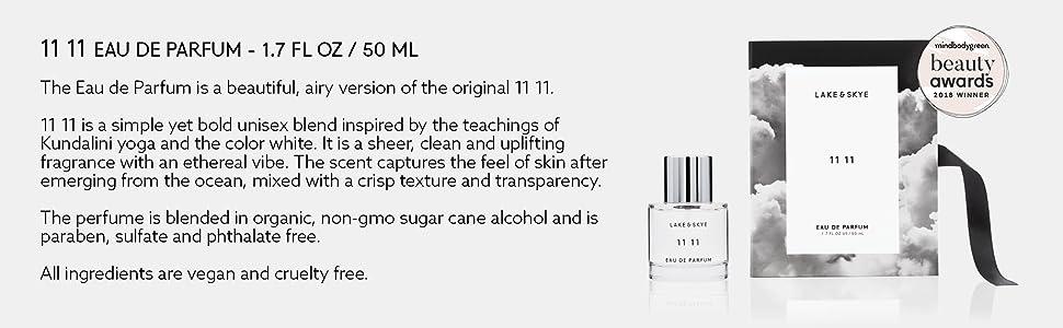 11 11 eau de parfum