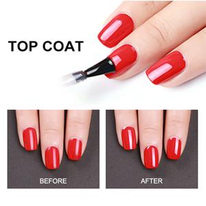 top coat and base coat nail gel