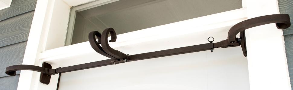 Amazon.com: Front Door Garland Hanger - Adjustable to ...