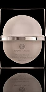 skin care forever face diamond anti aging face cream night cream vitamins for women flawless
