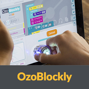 Ozobot - OzoBlockly (On-Screen) editor