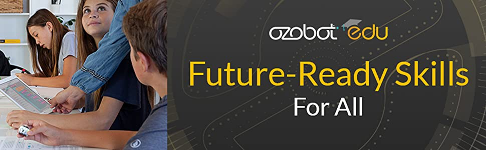 Ozobot - Future-Ready Skills For All