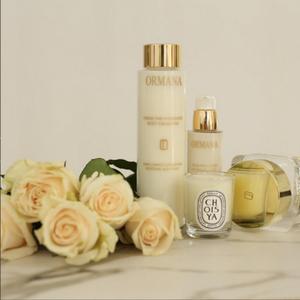 Ormana, luxury skin care, argan oil, body cream