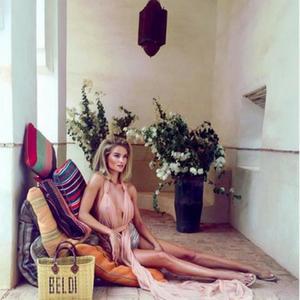 Morocco, Model, Gold, Glow, Luxury, Skin Care