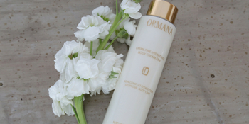 Ormana, luxury skin care, body cream, argan oil