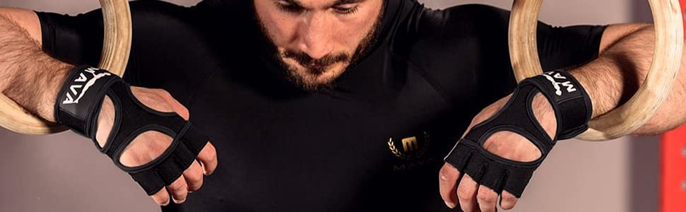 The upgraded all-in-one workout glove!
