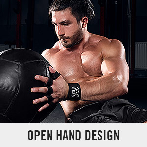 open hand design
